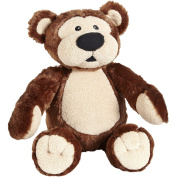 Dexbaby Womb Sounds Bear | Bedtime Buddy Soothing Sound Machine | Auto Shut-off