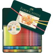 110011 Polychromos Coloured Pencil Set In Metal Tin