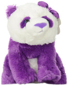 Aurora World Girlz Nation Purple Panda Plush 28cm