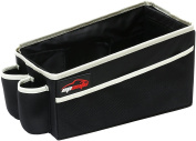 Epauto Premium Travel Pal Car Seat Organiser Storage Bin Drink Holder Kids Box