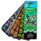 Terraria Stickers ~ 120 Stickers (terraria Party Favours), New,  .