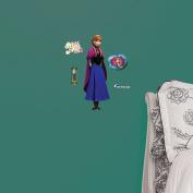 Fathead Disney Frozen Anna Fathead Teammate Wall Decor
