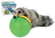 Weazel Ball - The Weasel Rolls With Ball