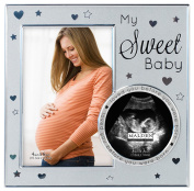 Malden International Designs My Sweet Baby Ultrasound Photo Picture Frame