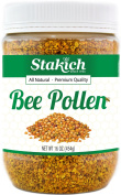 Stakich Bee Pollen Granules 0.5kg 470ml - 100% Pure, Natural, Unprocessed -