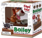 Dog Mechanical Piggy Bank- Watch Him Eat Your Coins! - Colours May Va New