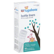 New Rite Aid Tugaboos Bottle Liners Ready-formed 100 240ml ( Playtex ) Bpa Fre