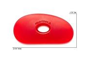 Creative Hobbies Sherrill Mudtools Shape 1 Polymer Rib For Pottery And Clay