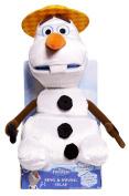 Disney Frozen Talking And Singing Olaf Plush