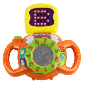 Memtes Baby Learning Camera Toy With Display Lights And Sound Abc And Numbers