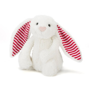 Jellycat Bashful Bunny Candy Stripe Large