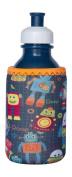 Kidzikoo - #1 Neoprene Baby Bottle/sippy Cup Insulator Cooler Coozie - Robots, N