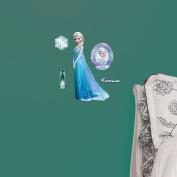 Fathead Disney Frozen Elsa Fathead Teammate Wall Decor, New,  .