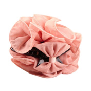 Gemini_mall® Womens Girls Fashion Rose Flower Large Hair Claw Clip Clamp Barrette Accessories Gift