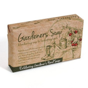 Exfoliating Gardener's Hand Soap, Fragrance Geranium, Peppermint