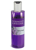 Lavender Body Wash - 200ml - 100% Grown and made in Cotswold, England.