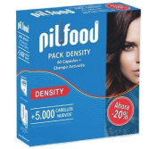pildood Pack Density Women 90 cap + Shampoo