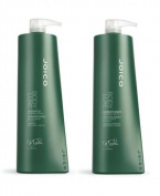 Joico Body Luxe Volumizing Shampoo 1000ml & conditioner 1000ml Duo + Pumps
