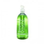Mint natural shampoo