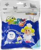 50g Modelling Clay Sachets - Kids Air Dry Clay - 8 Colours | JumpingCLAY