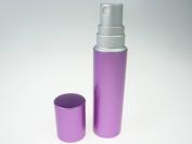 Modern Sleek Palma Violet 7ml Refillable Perfume Atomizer for Handbag, Pocket or Travel. Supplied with Filling Funn
