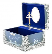 Ulysses 9521 Ballerina Music Box