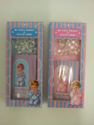 MY FIRST ROSARY & PRAYER BOOK IN PINK OR BLUE