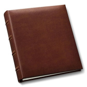 Gallery Leather Compact Leather Album, Acadia Tan