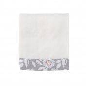 Balboa Baby Simply Soft Blanket, Grey Dahlia