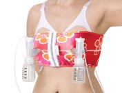 PumpEase hands-free pumping bra - Mahalo Mama - XL