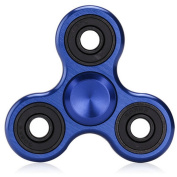 Hand Spinner Stress Relief Toy, Tri-Spinner Fidget Toy 3D Printing Ceramic Bearing EDC Focus Toy for Killing Time