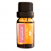 Nu Yuu Grapefruit 100% Pure Therapeutic Grade Essential Oil, Size 10 mL