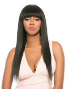 MEGA POWER GIRL (1B Off Black) - Hair Topic Remy Quality Synthetic Wig