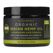 SUNAROMA Organic Hair Pomades