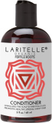 Laritelle Organic Travel Size Conditioner 60ml | Fortifying, Strengthening & Rejuvenating | Stops Hair Shedding, Promotes Hair Growth | Ayurvedic Herbs, Lavender, Ginger, Rosemary, Patchouli & Cloves