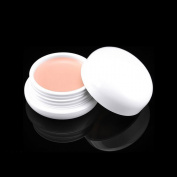 Cosmetics Concealer Jar, KRABICE Monochrome Cosmetics Dark Circle Concealer Cream Yellow Circles Make Up Concealers Cream (10ml/12g) #1