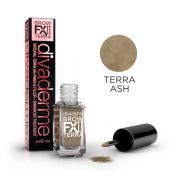 Divaderme Brow FX II Terra - 100% Natural Terra Eyebrow De-Finer & Filler Enhancer Treatment
