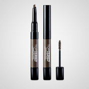 Kiss Ny Pro Top Brow Sculpting Pencil - Chocolate