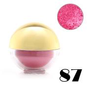 Baisidai 1 x Shimmer Pearl Loose Metallic Eyeshadow Powder Bright Eye Shadow Pigment Ball#87