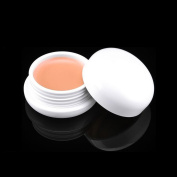 Cosmetics Concealer Jar, KRABICE Monochrome Cosmetics Dark Circle Concealer Cream Yellow Circles Make Up Concealers Cream (10ml/12g) #2