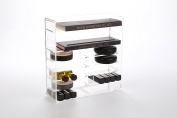 Vencer Clear Vanity Storage for All your Palettes or Powders