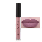 Tenworld 1 PC Women Matte Lipstick Lasting Non-marking Matte Lip Gloss