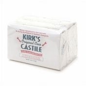 Kirk's Original Coco Castile Soap 120mls 6 Bars