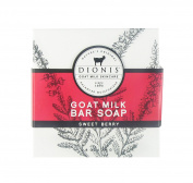 Dionis Goat Milk Skincare - Bar Soap, 80ml, Sweet Berry