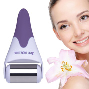 Olssda Stainless Steel Skincool Ice Roller for Face & Eye,Puffiness, Migraine,Pain Relief and Minor Injury