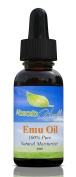 Emu Oil | .150ml, 30ml, or 60ml | Moisturises Hair, Skin and Nails | Helps Muscle and Joint Pain