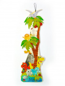 Hess Wooden Toy Growth Chart