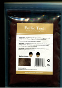 Follic Tech Hair Building Fibres Medium Brown 50 Grammes Highest Grade Refill That You Can Use for Your Bottles. Made In The USA not China!
