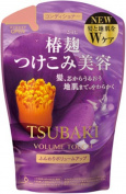 TSUBAKI Shiseido Volume Touch Conditioner Refill, 0.2kg