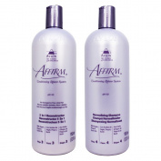 Avlon Affirm 5 In 1 Reconstructor 950ml + Normalising Shampoo 950ml